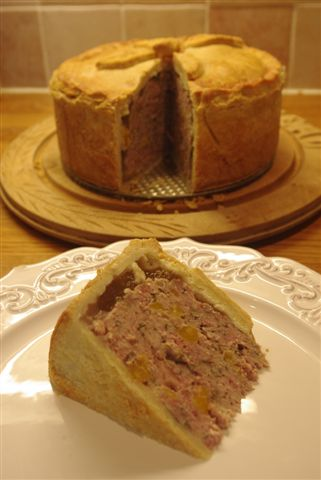 Old Fashioned Pork terrine